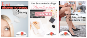 book author planners